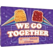 We Go Together ... Pop-up Notecard Collection by Chronicle Books