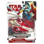 Hasbro Star Wars - Obi-Wan Kenobi To Jedi Starfighter Action Figure