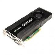 PNY NVIDIA Quadro K5000 PCIe x16 2.0, 1536 Cuda Core, 122W Retail 4Gb GDDR5, 256bit, 2x DP+ 1x DVI-I + 1xDVI- 3DStereo