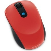 Mouse Microsoft Wireless Sculpt Mobile (Rosu)