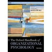 The Oxford Handbook of Organizational Psychology, Volume 1 by Steve W. J. Kozlowski