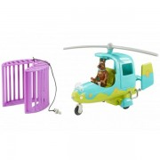 Set Scooby Doo Elicopter si figurina Scooby