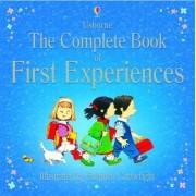 Anne Civardi Complete Book of First Experiences