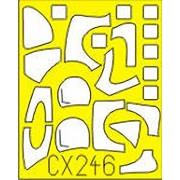 Eduard Masks 1:72 - Mi-24V Hind (Hobbyboss) - EDMCX246