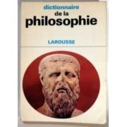 dictionaire de la philosophie