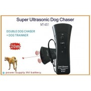 Aparat cu ultrasunete impotriva cainilor agresivi