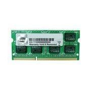 G.Skill SO-DIMM 4 Go DDR3 1600 MHz CL11 - RAM SO-DIMM PC3-12800 - F3-1600C11S-4GSL (garantie à vie par G.Skill)