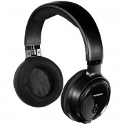 Casti Wireless On-Ear, negru, THOMSON WHP3001BK