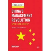 China's Management Revolution by Charles-Edouard Bou