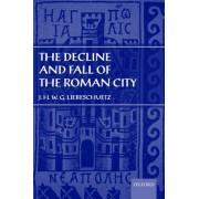 The Decline and Fall of the Roman City by J H W G Liebeschuetz