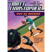 Out at Second by Matt Christopher