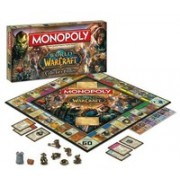 World of Warcraft Monopoly Board Game: World of Warcraft Monopoly