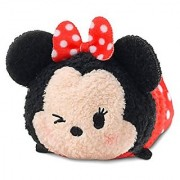 Disney Tsum Tsum Mickey & Friends Minnie Mouse 3.5 Plush [Winking Mini]