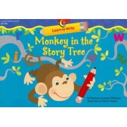 Monkey in the Story Tree by Rozanne Lanczak Williams