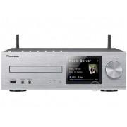Sistem audio Pioneer X-HM72-S, Micro HiFI, argintiu