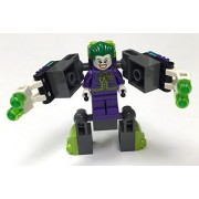 Constructibles Joker Mini Mech Bot Lego Parts & Instructions Kit
