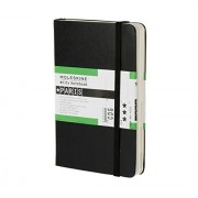 Moleskine City Notebook PARIS Couverture rigide noire 9 x 14 cm