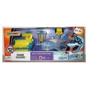 Matchbox Mega Rig Adventure Pack: Shark Escape