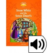 Classic Tales: Level 5: Snow White and the Seven Dwarfs by Sue Arengo