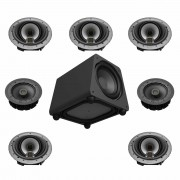 Sistem audio imersiv 5.1.2 GoldenEar in tavan - Golden Ear