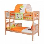 Dečiji krevet na sprat David Natur Africa