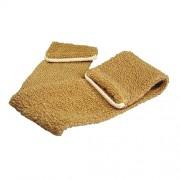 Pas LNIANY (organiczny) - do mycia i masażu, RIFFI