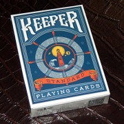 Ellusionist Keepers Playing Cards Performance FInish Keeper Deck by Adam Wilber