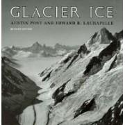 Glacier Ice by Austin Post