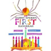 Sammy Spider's First Hanukkah by Sylvia Rouss