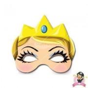 Childrens DIY Printable Princess Mask