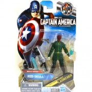 Red Skull Chase Variant #08 Captain America Action Figure