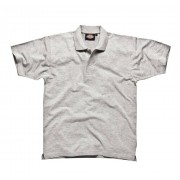 Dickies Polo-Shirt mittelgrau Gr. L