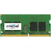 SODIMM, 4GB, DDR4, 2133MHz, Crucial, Unbuffered, CL15 (CT4G4SFS8213)