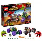 LEGO Super Heroes Hulk vs. Red Hulk - 76078