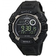 Timex Shock Digital Grey Dial Mens Watch - T49970