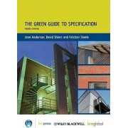 The Green Guide to Specification by Jane Anderson