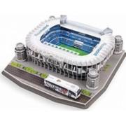 Stadion Real Madrid-Santiago Bernabeu Spania Nanostad