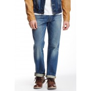 Lucky Brand 221 Original Straight Leg Jean AVENAL
