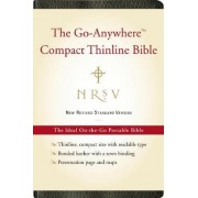 NRSV the Go-Anywhere Thinline Bible by Harper Bibles