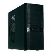 Xigmatek Obudowa komputera Xigmatek Asgard CPC-T45UB-U01 Midi-Tower, 2 USB 2.0, audio HD, czarny