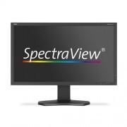 Monitor NEC PA272W SV2, 27'', LED, QHD, AH-IPS, HDMI, DP, piv, blk