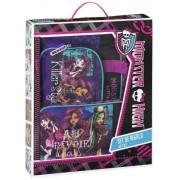 Monster High - Settembre regalo sportivo, 33 x 40 cm (Safta 311 344 678)