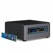 Barebone Intel NUC NUC7i3BNHX1, Intel Core i3-7100U, 16GB M.2