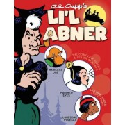 Li'l Abner The Complete Dailies And Color Sundays, Vol. 3 1939-1940 by Al Capp