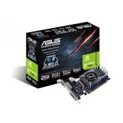 Asus GeForce GT730-2GD3 Scheda Video da 2 GB, Nero/Rosso