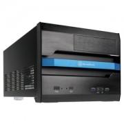 Carcasa Silverstone Sugo SG12B USB 3.0 Black, SST-SG12B