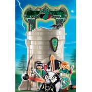 Playmobil Torre Caballeros Portátil