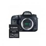 Aparat foto DSLR Canon EOS 7D Mark II 20.2 Mpx Body cu adaptor WiFi Canon W-E1
