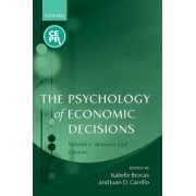 The Psychology of Economic Decisions: Reasons and Choices Volume Two by Assistant Professor Isabelle Brocas
