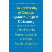 The University of Chicago Spanish-English Dictionary: Diccionario Universidad De Chicago Ingles-Espanol by David A. Pharies